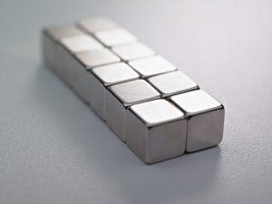 Cube magneten