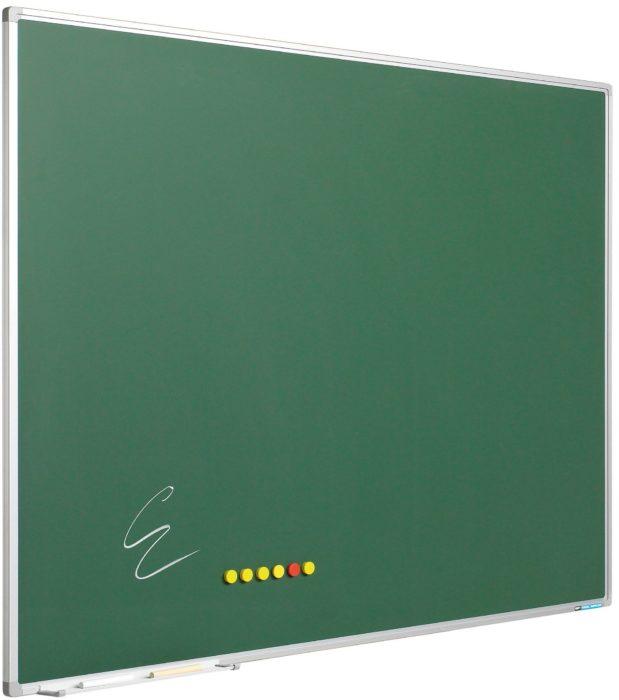 Enkelvlaksborden groen