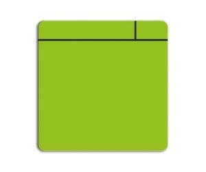 Magneetfolie Scrum groen