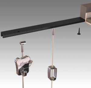 Plafondrail kit