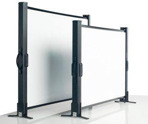 Projectiescherm Tafelmodel 50''