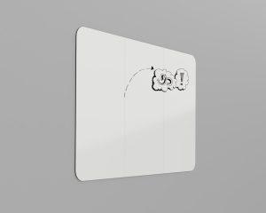 Chameleon VisuWall whiteboard